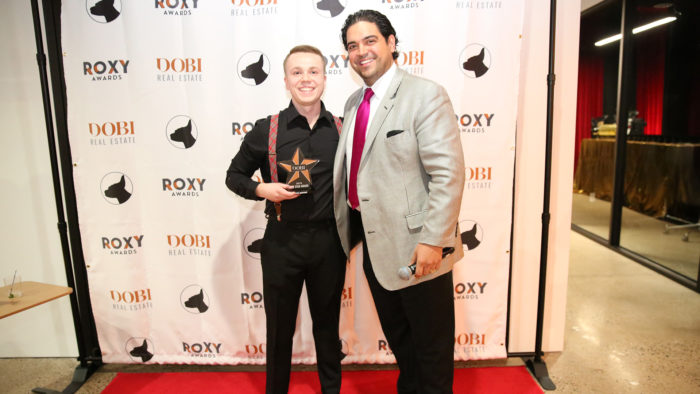 Roxy Award Winner