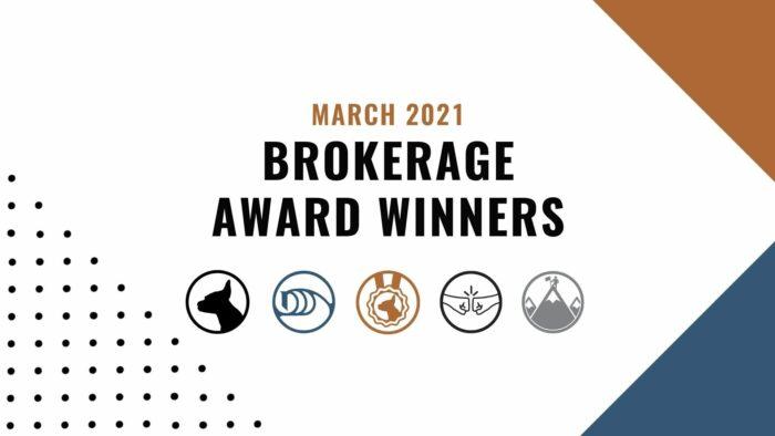 March Award Winnes